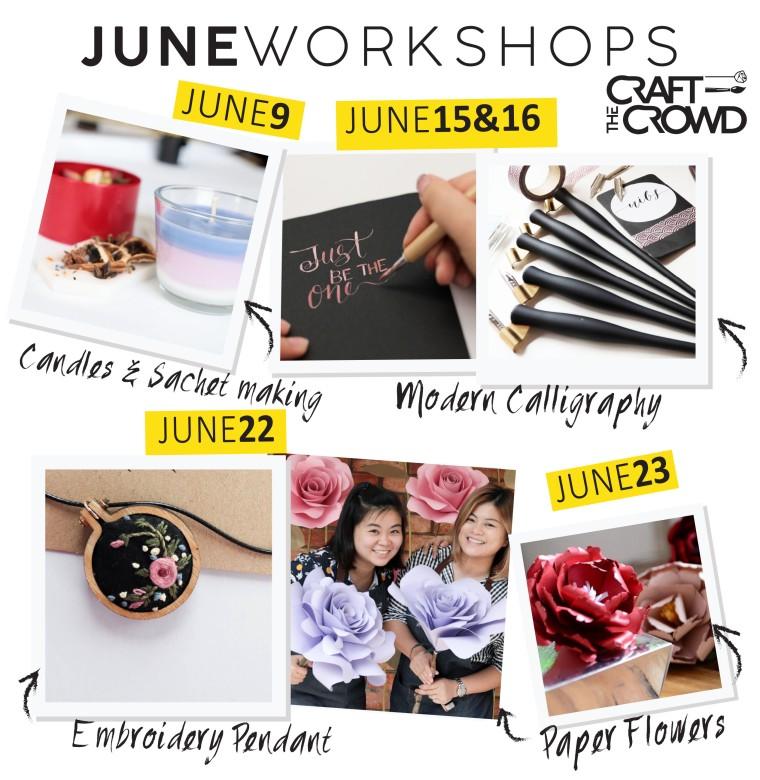 June 2019 Schedule